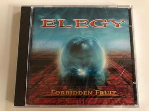 Elegy – Forbidden Fruit / Noise Records Audio CD 2000 / TT 0046-2