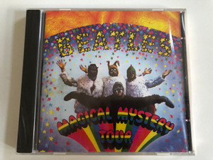 Beatles – Magical Mystery Tour / Ring Audio CD 1995 / RCD 1032