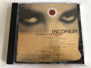 Encomium: A Tribute To Led Zeppelin / Featuring: 4 Non Blondes, Hootie & The Blowfish, Sheryl Crow, Stone Temple Pilots, Big Head Todd And The Monsters, Duran Duran, Blind Melon, Cracker / Atlantic Audio CD 1995 / 7567-82731-2 (