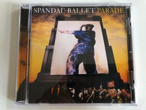 Spandau Ballet – Parade / Disky Audio CD 1996 / DC 870052