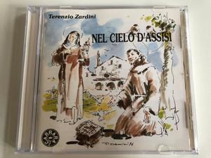 Terenzio Zardini - Nel Cielo D'assisi / Carrara Audio CD 1994 / CDEC 100C 100