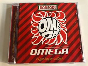 Omega - Napot hoztam, csillagot - Szuperkoncert Népstation 2001 / Audio CD (5998318764422)
