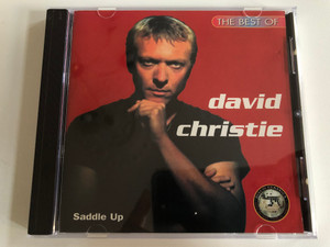 The Best Of David Christie - Saddle Up / Robin Song Records Audio CD 1995 / HTCD 36-2