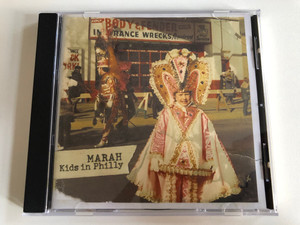 Marah – Kids In Philly / Epic Audio CD 2000 / 498260 2