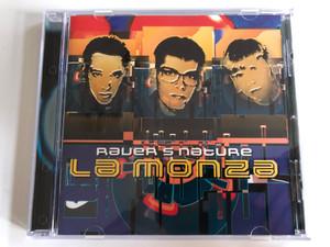 Raver's Nature – La Monza / Fire Recordings Audio CD 1995 / FIRE 202