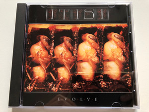 It Is I – Evolve / Hellhound Records Audio CD 1995 / H. 0040-2
