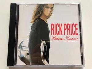 Rick Price – Heaven Knows / Epic Audio CD 1992 / 471285 2