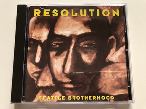 Resolution - Seattle Brotherhood / Lost And Found Records Audio CD 1995 / LF 147/CD