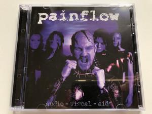 Painflow – Audio - Visual - Aids / Massacre Records Audio CD 1999 / MAS CD0176