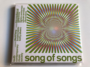 Song Of Songs / Louth contemporary music society / Composers: David Lang, Luciano Berio, Betty Olivero / Musicans: Trio Mediæval, Garth Knox, Agnès Vesterman, Sylvian Lamêtre, Clíona Doris / Louth Contemporary Music Society Audio CD 2015 / LCMS1502