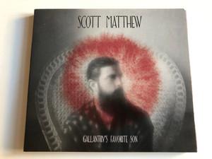 Scott Matthew – Gallantry's Favorite Son / Glitterhouse Records Audio CD / GRCD 723