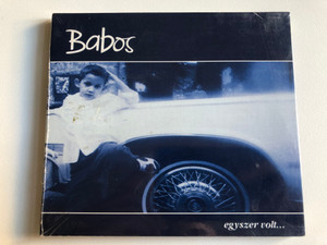 Babos - egyszer volt... / Columbia Audio CD 1998 / 491402 2