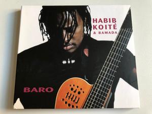 Habib Koité & Bamada – Baro / Putumayo World Music Audio CD 2001 / PUT 192-2