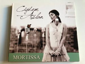 Çiğdem Aslan – Mortissa / Asphalt Tango Records Audio CD 2013 / CD-ATR 4313