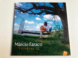 Márcio Faraco – Cajueiro / World Village Audio CD 2014 / WVF 037