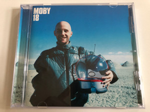 Moby – 18 / Audio CD / 5016025612024