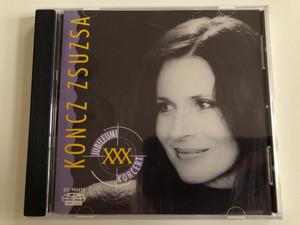 Koncz Zsuzsa – Jubileumi Koncert / EMI Quint Audio CD 1992 / QUI 906029