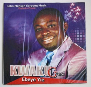Christian Cd From Ghana / Kwaku Gyasi / Ebeye Yie / 11 songs [Audio CD] by Ghana 1
