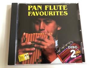 Pan Flute Favourites - Disc Two / Tring International PLC Audio CD / TTCD120B (TTCD120B)