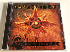 Peaceville - Under The Sign Of The Sacred Star / Peaceville Audio CD 1996 / CDVILE 66