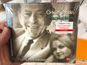 Macskajáték by Örkény István / Hungarian MP3 Audio Book / Read by Pogány Judit előadásában / Kossuth-Mojzer kiadó (9789630970686)