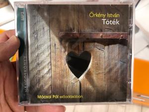 Tóték by Örkény István / Hungarian MP3 Audio Novel / Read by Mácsai Pál előadásában / Kossuth-Mojzer kiadó 2019 (9789630996228)