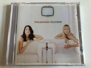 Paola & Chiara – Television / Columbia Audio CD 2000 / COL 499882 2