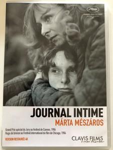 Napló Gyermekeimnek DVD 1984 Journal Intime / Directed by Márta Mészáros / Starring: Czinkóczi Zsuzsa, Anna Polony, Jan Nowicki, Szemes Mari, Zolnay Pál (3700246909293)