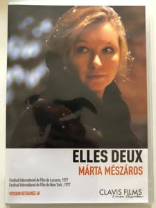 Ők ketten DVD 1977 Elles Deux / Directed by Márta Mészáros / Starring: Marina Vlady, Monori Lili, Jan Nowicki, Vlagyimir Szemjonovics Viszockij (3700246909286)