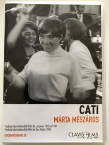 Cati DVD 1968 Eltávozott nap / Directed by Márta Mészáros / Starring: Kati Kovács, Teri Horváth, Ádám Szirtes (3700246909255)