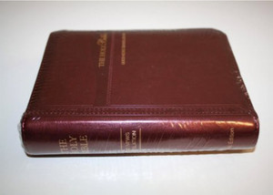 Good News English Bible - Catholic Edition / Beautiful cover, Zipper, Golden Edges / GNB