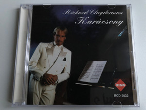 Richard Clayderman - Karacsony / Ring Audio CD 1991 / RCD 2032