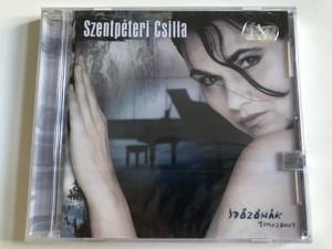 Szentpéteri Csilla – Időzónák = Timezones / Echo Records Audio CD 2003 / 030-2