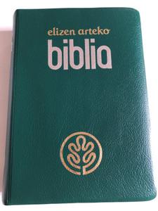 Basque Holy Bible - Elizen Arteko Biblia / Basque Bible / Vinyl bound / Euskal Herriko Elizbarrutiak - Bibli Elkarte Batuak (9788496903050)