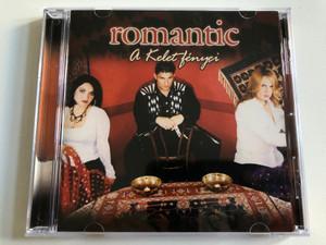 Romantic - A Kelet Fényei / Zebra Audio CD 2002 / 066 870-2