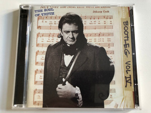 Johnny Cash – Bootleg Vol IV: The Soul Of Truth / Columbia 2x Audio CD 2012 / 88697985382