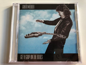 Garth Webber – Get A Grip On The Blues / Crosscut Records Audio CD 1991 / CCD 11034