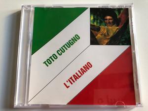 Toto Cutugno – L'Italiano / Ring Audio CD 1990 / RCD 2028
