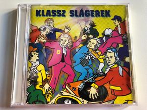 Klaszz Slagerek / EMI Quint Audio CD 1997 / 5666842