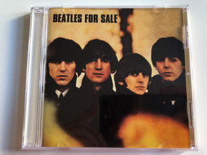 Beatles For Sale / Ring Audio CD / RCD 1022