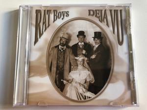 RAT Boys - Deja Vu / Hanka Produkcio Audio CD / Hanka 003