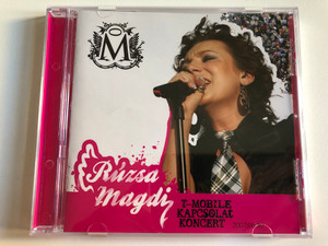Rúzsa Magdi – T-mobil Kapcsolat Koncert 2007.06.30 / CLS Records Audio CD 2007 / CLS SA1182