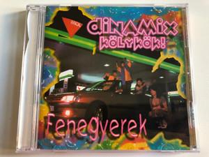 Dinamix Kölykök! – Fenegyerek / DDD Records Audio CD / CD 101