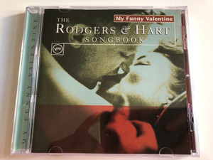 The Rodgers & Hart Songbook - My Funny Valentine / Verve Records Audio CD 1995 / 526 448-2