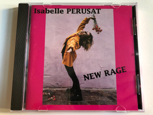 Isabelle Perusat – New Rage / Circonstance Audio CD 1994 / 2101207