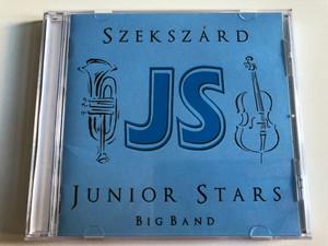 Szekszard Junior Stars - Big Band / Audio CD