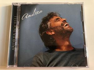 Andrea Bocelli – Andrea / Sugar Audio CD 2004 / 602498679715