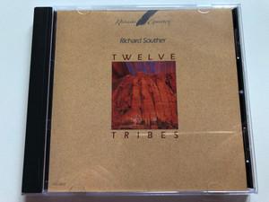 Richard Souther – Twelve Tribes / Narada Equinox Audio CD 1990 / CD-3015