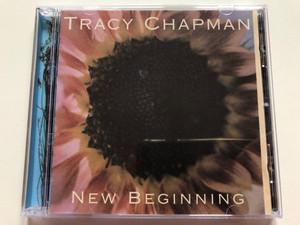 Tracy Chapman – New Beginning / Elektra Audio CD 1995 / 7559-61850-2