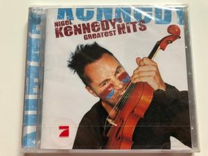 Kennedy – Nigel Kennedy's Greatest Hits / EMI Classics Audio CD 2002 / 724355733023